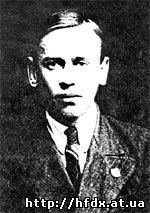 Шмидт Николай Рейнгольдович в 1933 году (фото для паспорта)